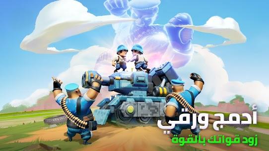 تحميل لعبة Top War: Battle Game مهكرة للاندرويد [آخر اصدار] 2