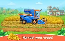 農地と収穫-キッズゲームのおすすめ画像4