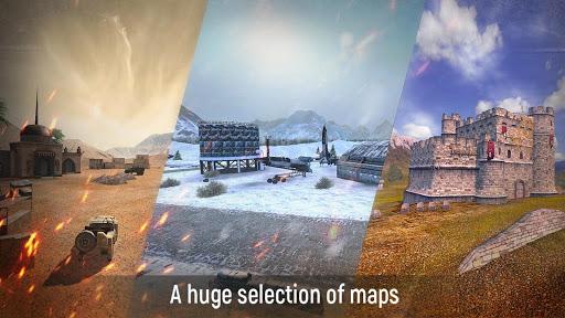 Grand Tanks: Best Tank Games 3.04.1 Screenshots 4