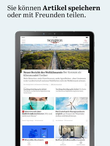 Der Tagesspiegel - alle aktuellen News des Tages For PC Windows (7, 8, 10, 10X) & Mac Computer Image Number- 14