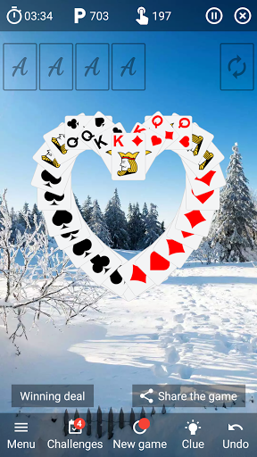 Solitaire: Free Classic Card Game  screenshots 2