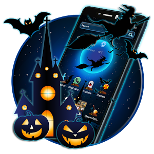 Spooky Halloween Theme 1.1.8 by Launcher Fantasy logo