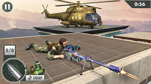 City Sniper Shooter Mission: Sniper Games Offline 1.3 screenshots 17