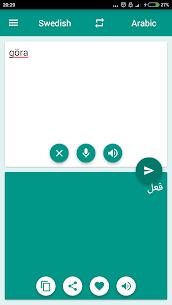 تحميل مترجم عربي سويدي فوري 3