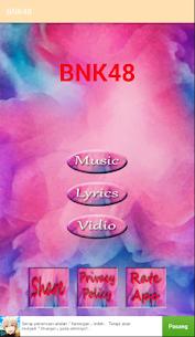 🎵โดดดิด่ง BNK48 Songs  For Pc | How To Use For Free – Windows 7/8/10 And Mac 1