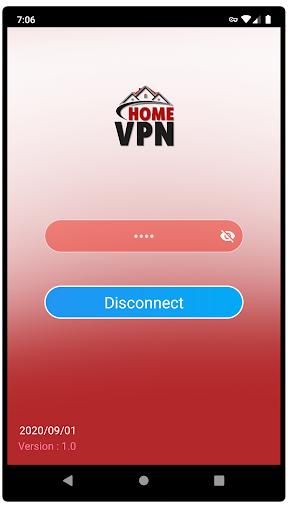 home vpn screenshot 3