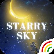 Starry Sky Keyboard Theme