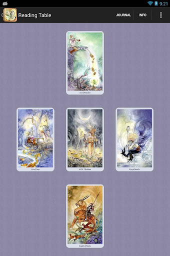 Shadowscapes Tarot For PC Windows (7, 8, 10, 10X) & Mac Computer Image Number- 10