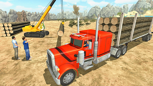 Indian Truck Offroad Cargo Delivery: Offline Games 1.1.4 screenshots 4