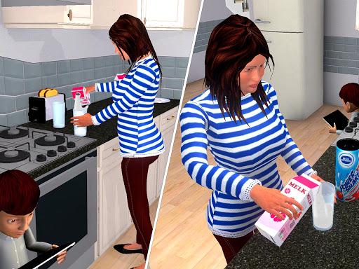 Family Simulator - Virtual Mom Game screenshots 12
