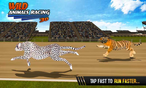 Wild Animals Racing 3D 3.9 screenshots 8