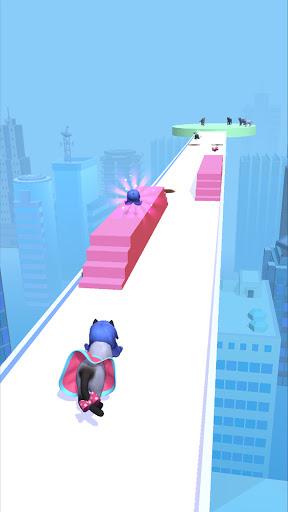 Groomer run 3D 0.0.216 screenshots 4