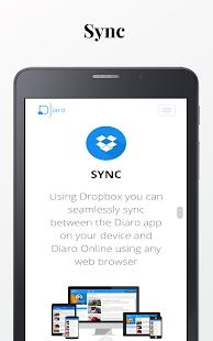 Diaro - Diary, Journal, Mood Tracker with Lock 3.91.0 Screenshots 15