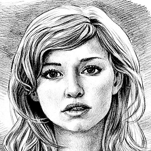 Pencil Sketch Ad-Free