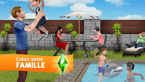 Les Sims™  FreePlay screenshots apk mod 4