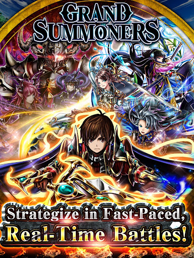 Grand Summoners - Anime Action RPG 3.9.5 screenshots 20