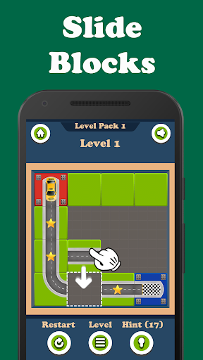UnblockTaxi - Slide Tile Block Puzzle 2.9.2 screenshots 2