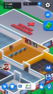 Idle Firefighter Tycoon APK , Fire Emergency Manager APK Download 14