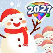 Ice Ledgend 2022 -Jewels Match Puzzle Adventure