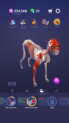 Idle Pet - Create cell by cell  screenshots 7