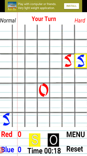 SOS Game - Classic Strategy Board Games 3.48 screenshots 3