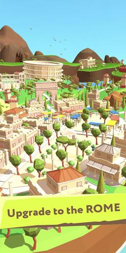 Evolution Idle Tycoon - Earth Builder Simulator  screenshots 23