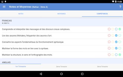 Mon EcoleDirecte 3.0.1 Screenshots 18