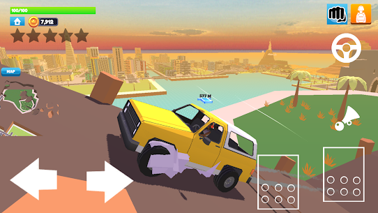 Rage City – Open World Driving And Shooting Game Mod Apk 49 (A Large Amount of Currency) 5