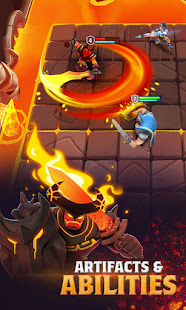Mythic Legends 1.1.21.6880 APK + Мод (Unlimited money) за Android