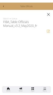 FIBA iRef Academy Library