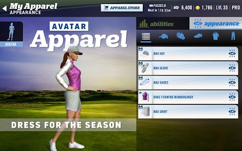 WGT Golf MOD Apk 1.69.0 [Unlimited Money/Coins/Credits] For Android 6