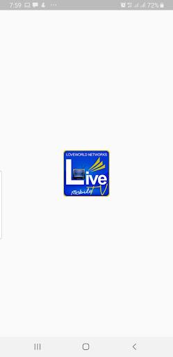 Foto do Live TV Mobile