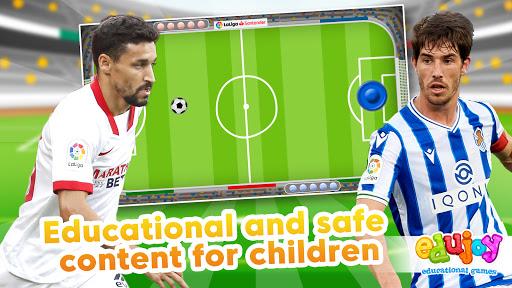 La Liga Educational games. Games for kids screenshots 2