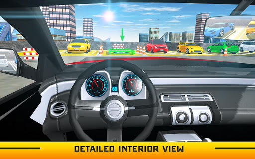 Advance Street Car Parking 3D: City Cab PRO Driver 1.0.7 screenshots 1