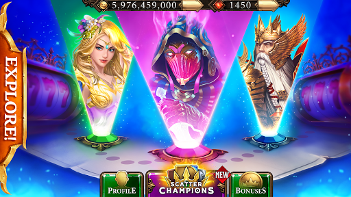Scatter Slots - Las Vegas Casino Game 777 Online 3.73.0 screenshots 4