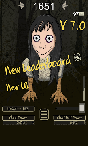 Télécharger Gratuit Momo Horror Clicker apk mod screenshots 4