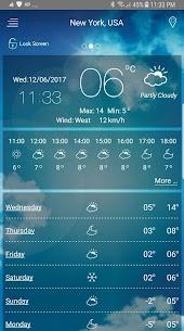 Weather Forecast 1
