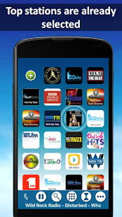 Radio FM ! 4.1.4 Screenshots 1