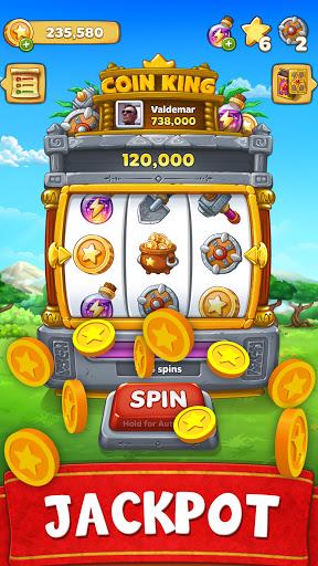 Coin King - The Slot Master 2.0.496 screenshots 4
