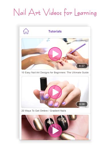Nail Art Salon - New Manicure & Makeup Games 2021 1.0 screenshots 18
