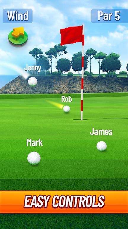 Golf Strike poster 2