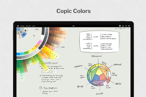 Concepts - Sketch, Design, Illustrate 2020.12.1 Screenshots 22