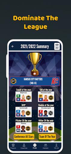 Ultimate Pro Baseball General Manager - Sport Sim  screenshots 13