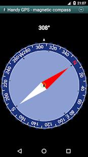 Handy GPS [v35.0] APK Mod for Android logo