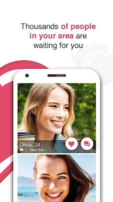 iDates - Chat, Flirt with Singles & Fall in Loveのおすすめ画像2