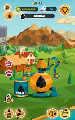 Idle Oil Tycoon: Gas Factory Simulator 4.0.6 screenshots 11