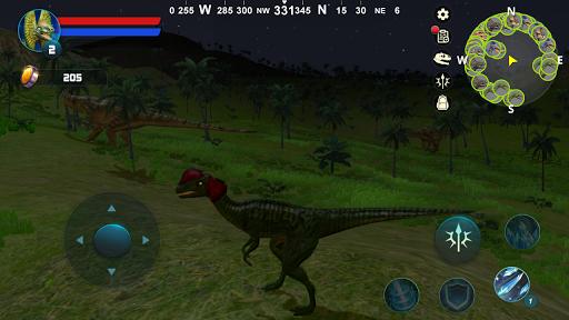 Dilophosaurus Simulator 1.0.4 screenshots 5