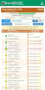 E Train Info APK Download For Android 4