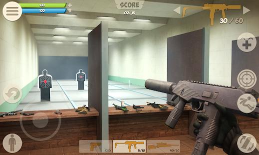 Contra City - Online Shooter (3D FPS) 0.9.9 screenshots 1
