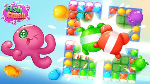 Fish Crush Puzzle Game 2021  screenshots 22